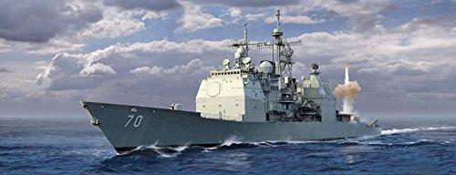 Dragon Models 1700 USS Lake Erie CG-70 - Ticonderoga Class Guided Missile Cruiser Model Kit