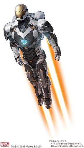 Dragon Models Iron Man 3 - Mark XXXiX39 - Starboost Armor Model Kit 19 Scale