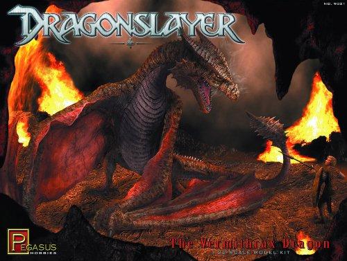 Pegasus Hobbies Dragonslayer Vermithrax Dragon Model Kit