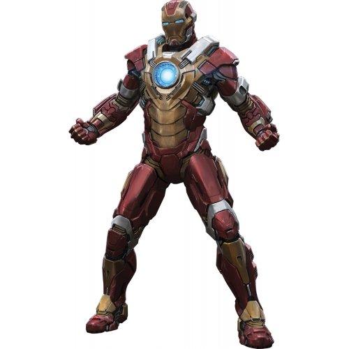 Dragon Models Iron Man 3 - Mark XVII - Heartbreaker Armor Model Kit 19 Scale