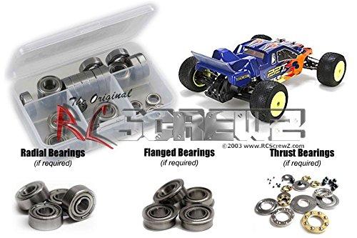 RCScrewZ Losi 22T 20 TLR03004 Metal Shielded Bearing Kit los081b