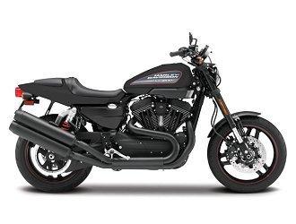 Harley Davidson XR1200X 2011 Diecast Model Motorcycle
