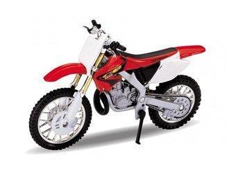 Honda CR250 Diecast Model Motorcycle