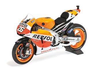 Honda RC212V Daniel Pedrosa - MotoGP 2013 Diecast Model Motorcycle