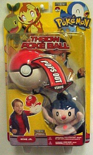 Pokemon Throw Poke Ball - Mime Jr
