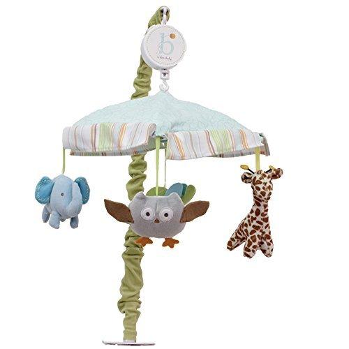 Nurture Imagination Baby Musical Mobile My Abcs by Nurture Imagination