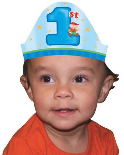 Fun At One - Boy Hat 8 per p