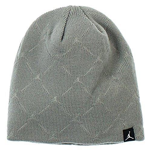 Nike Jordan Jumpman 2 Boys Hat Fits Size 47 Silver