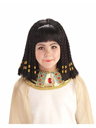 Princess Cleopatra of Egypt Girl Wig