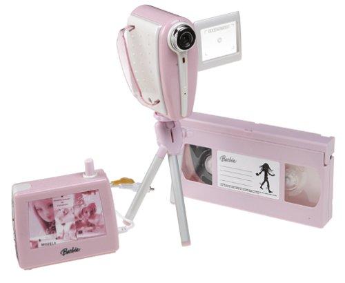 Barbie Wireless Video Camcorder