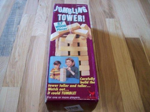 Jumbling Tower Block Game