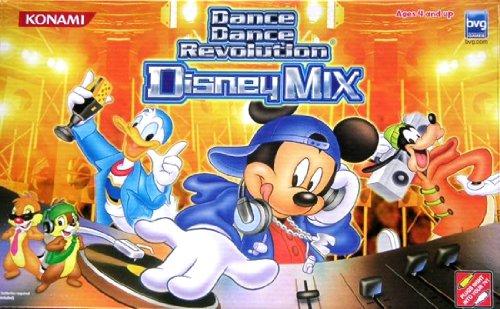 Dance Dance Revolution Disney Mix Plug And Play Video Game
