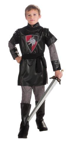 Boys Knight Costume Small