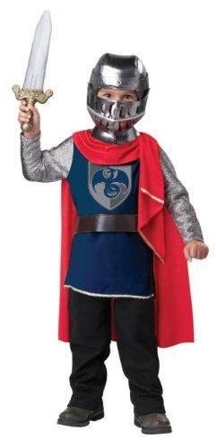 California Costumes Gallant Knight Toddler Costume 3-4