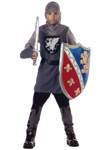 California Costumes boys Big Boys Valiant Knight Costume 2X-Large 14-16