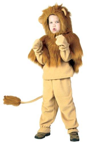 Fun Costumes unisex-adult Big Boys Storybook Lion Costume Size 14
