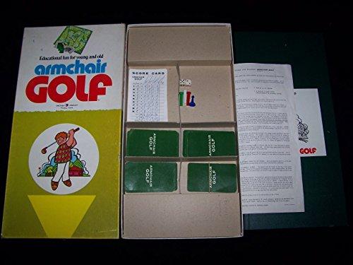 Armchair Golf Vintage Boardgame