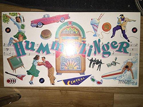 Hummzinger Board Game - Vintage Board Game