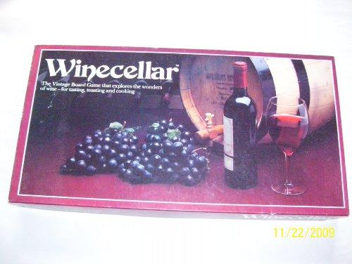 WINECELLAR Vintage Board Game that explores the wonders of wine