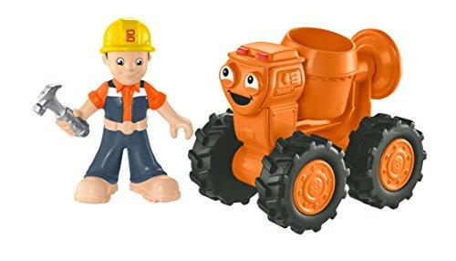 Fisher-Price Bob the Builder Die-Cast Dizzy Toy Vehicle