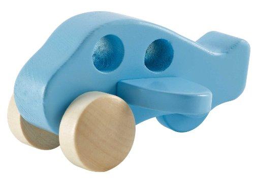 Hape - Early Explorer - Little Plane Wooden Toy Vehicle