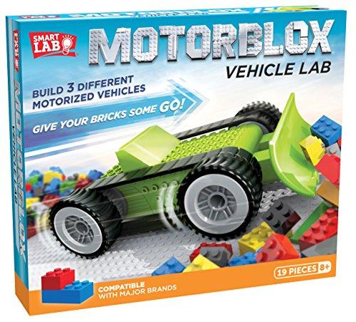 SmartLab Toys Motorblox Vehicle Lab