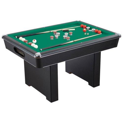 Hathaway Renegade Bumper Pool Table Green 54-Inch