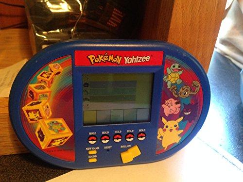 Pokemon Yahtzee Electronic Handheld Game