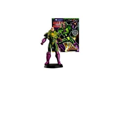 DC Superhero Figurine Collection 11 Lex Luthor Figurine Collector Magazine