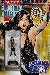 DC Superhero Figurine Collection 22 Donna Troy by Prannoi by Prannoi