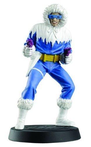 DC Superhero Figurine Collection 30 Captain Cold by Eaglemoss