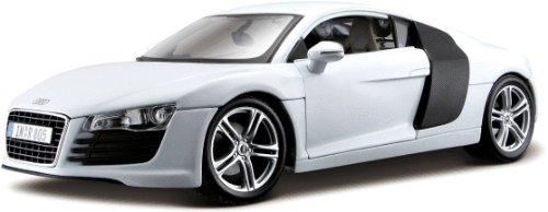 Audi R8 White 118 Diecast Model Car