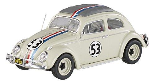 Hot Wheels Elite 143 Herbie The Love Bug Volkswagen Beetle 53 Diecast Model Car