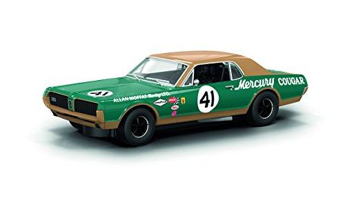Scalextric 1967 Mercury Cougar XR7 Alan Moffat Racing Slot Car 132 Scale