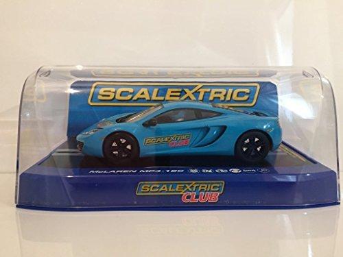 Scalextric - C3327 Mclaren MP4-12C Scalextric Club 2012 132 Scale Slot Car by Scalextric