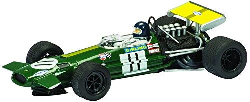 Scalextric GP Legend Jacky Ickx Barbham BT26-3 132nd Scale Slot Car