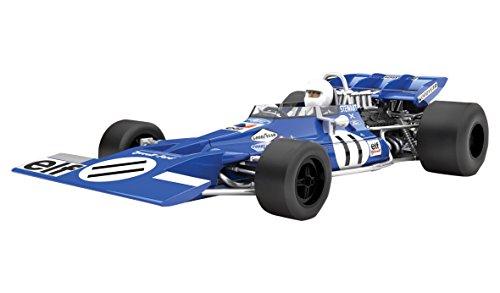 Scalextric Grand Prix C3655A Legend Jackie Stewart Tyrell 003 11 Formula One 132 Scale Slot Car