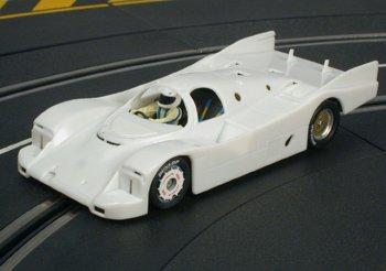 Slot It CA03z Porsche 962C White Kit 132 Scale Slot Car