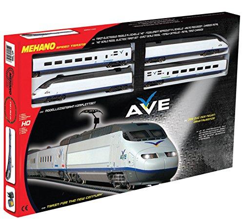 MEHANO TRAIN LINE - HO Scale Train Set - SPEEDTRAIN AVE