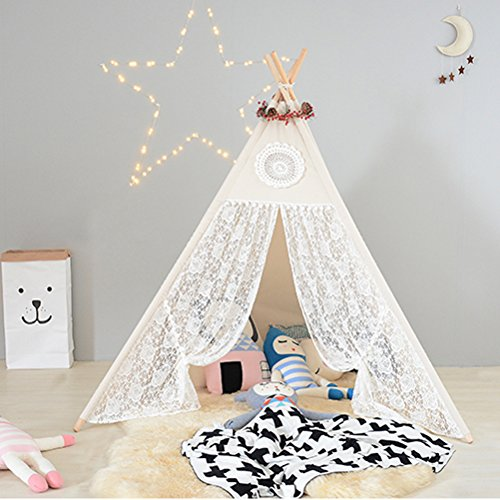Free Love New lesi design children game room kids play house Indian children tents children play tent Kids Teepee