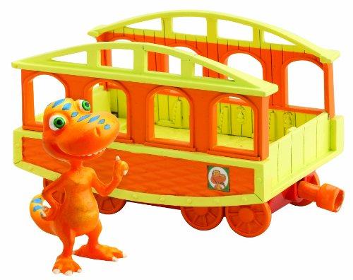 Dinosaur Train - Buddy With Train Car