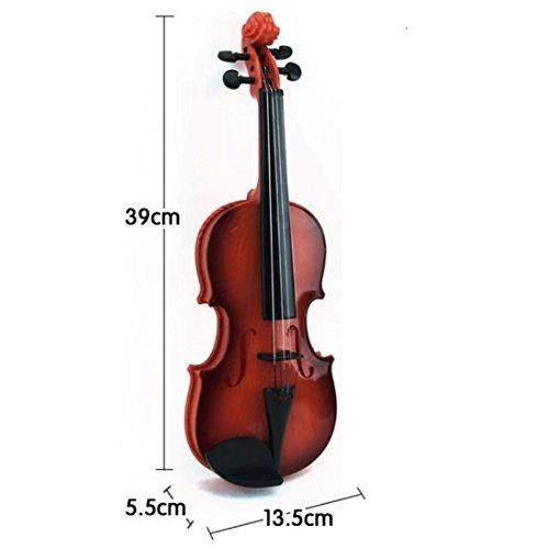 Toy Hatop Child Music Violin Childrens Musical Instrument Kids Birthday Gift