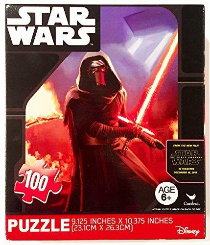 Star Wars Kylo Ren 100 Piece Jigsaw Puzzle