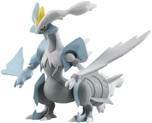 Takaratomy Pokemon Best Wishes Hyper Size MHP-02 Kyurem Action Figure White
