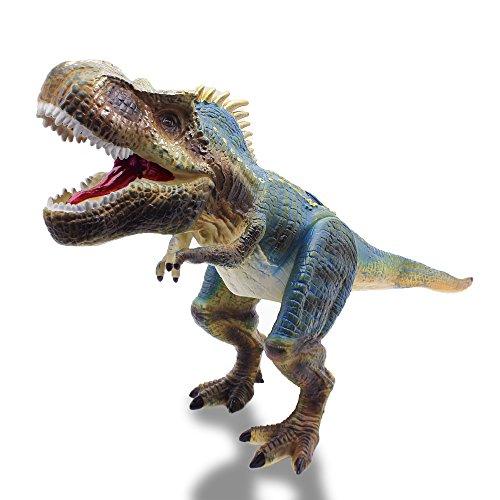 Allosaurus - iPlay iLearn Dinosaur Boy Toys Puppet Hand Puppet Dinosaur Animals Nature Toy Toy Dinosaur Tyrannosaurus Rex Toy Animal Toy Educational Toy