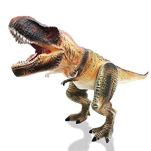 Tyrannosaurus Rex - iPlay iLearn Dinosaur Boy Toys Puppet Hand Puppet Dinosaur Animals Nature Toy Toy Dinosaur Tyrannosaurus Rex Toy Animal Toy Educational Toy