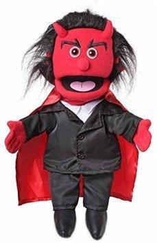 14 Devil Hand Glove Puppet