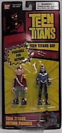 Teen Titans Puppet King Aqualad Figures