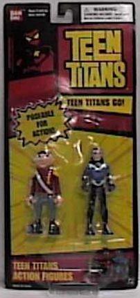 Teen Titans Puppet King Aqualad Figures by Teen Titans