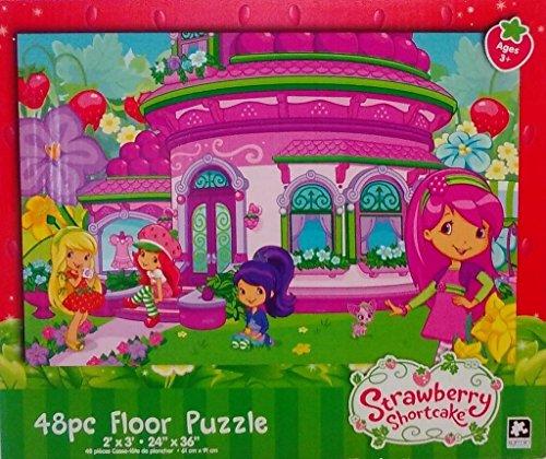 Strawberry Shortcake 48 Piece Floor Puzzle